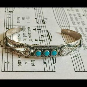 BELL TRADING POST Vintage Bracelet Sterling